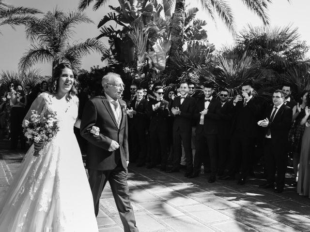 La boda de Àlex y Paula en Pedreguer, Alicante 19