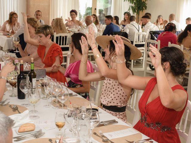 La boda de Àlex y Paula en Pedreguer, Alicante 21