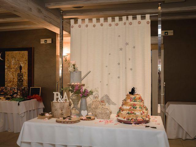 La boda de Àlex y Paula en Pedreguer, Alicante 26