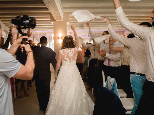 La boda de Àlex y Paula en Pedreguer, Alicante 27