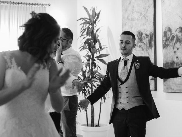 La boda de Àlex y Paula en Pedreguer, Alicante 32