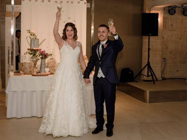La boda de Àlex y Paula en Pedreguer, Alicante 36