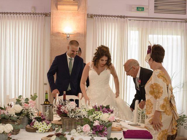 La boda de Àlex y Paula en Pedreguer, Alicante 37