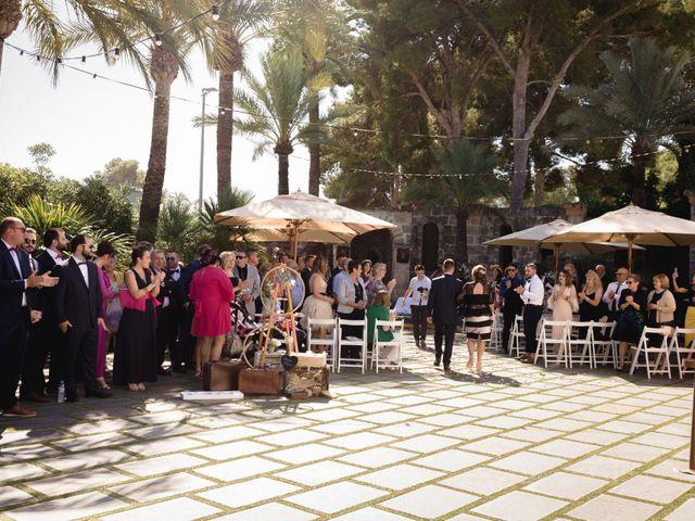 La boda de Àlex y Paula en Pedreguer, Alicante 40