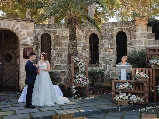 La boda de Àlex y Paula en Pedreguer, Alicante 44