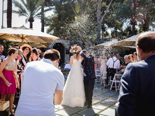 La boda de Àlex y Paula en Pedreguer, Alicante 47