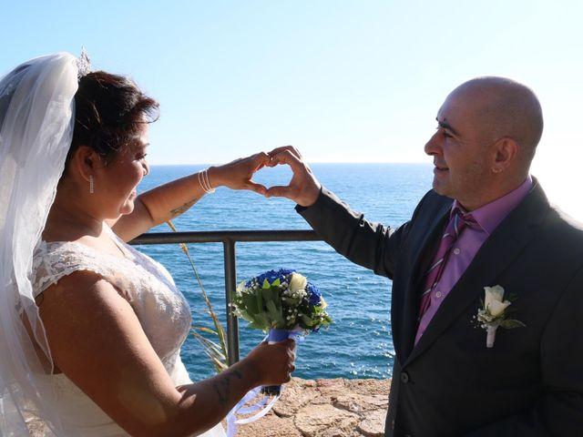 La boda de José Luis  y Doris  en Blanes, Girona 3