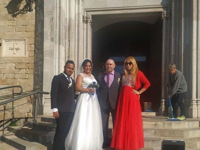 La boda de José Luis  y Doris  en Blanes, Girona 5