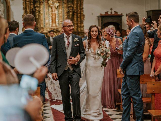 La boda de Alejandro y Luisa en Málaga, Málaga 4