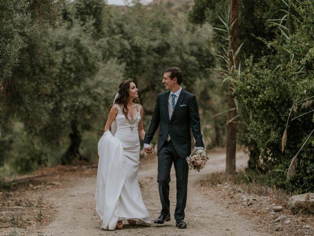 La boda de Alejandro y Luisa en Málaga, Málaga 16