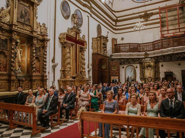 La boda de Alejandro y Luisa en Málaga, Málaga 26