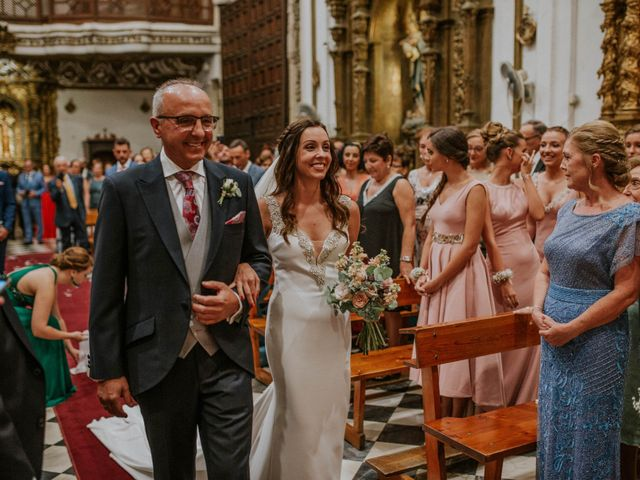 La boda de Alejandro y Luisa en Málaga, Málaga 28