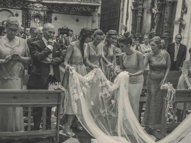 La boda de Alejandro y Luisa en Málaga, Málaga 29