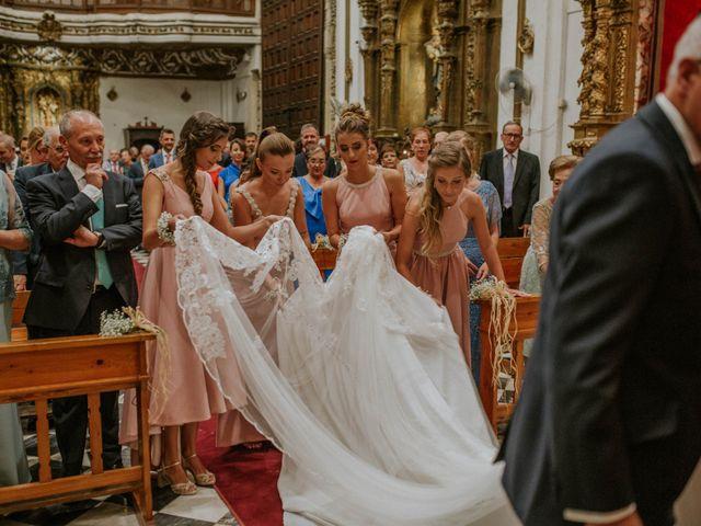 La boda de Alejandro y Luisa en Málaga, Málaga 30