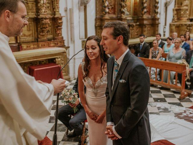 La boda de Alejandro y Luisa en Málaga, Málaga 31