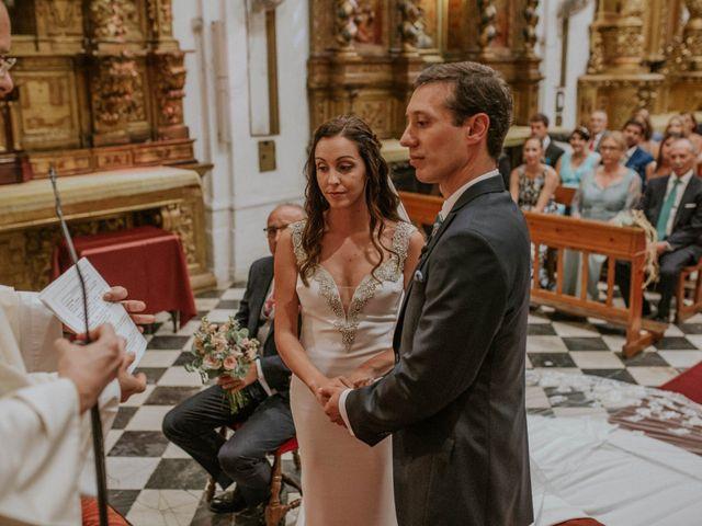 La boda de Alejandro y Luisa en Málaga, Málaga 32