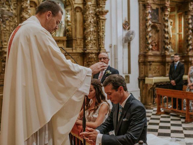 La boda de Alejandro y Luisa en Málaga, Málaga 34