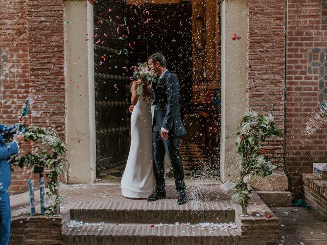La boda de Alejandro y Luisa en Málaga, Málaga 35