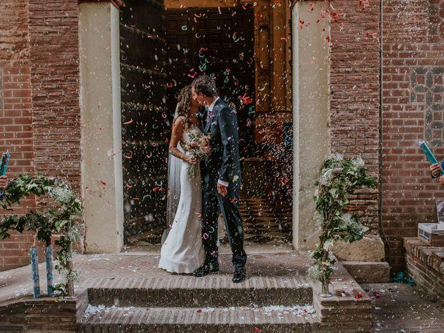 La boda de Alejandro y Luisa en Málaga, Málaga 36