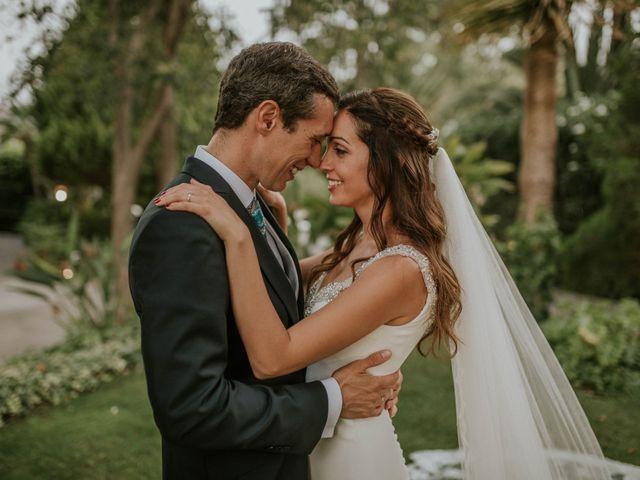 La boda de Alejandro y Luisa en Málaga, Málaga 41
