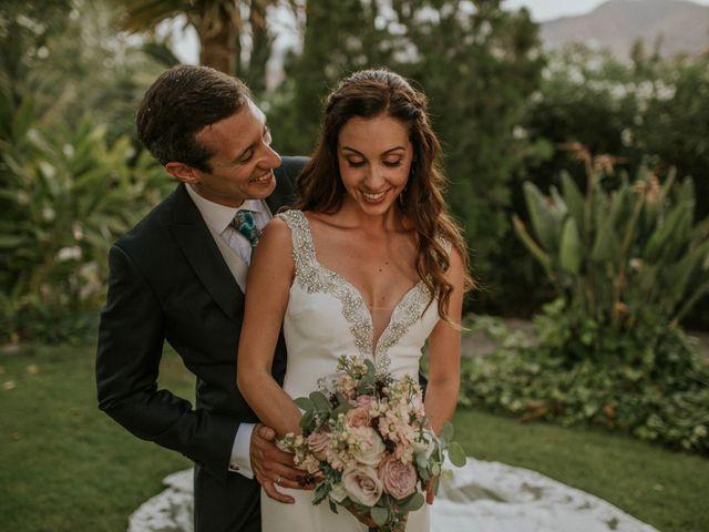 La boda de Alejandro y Luisa en Málaga, Málaga 42