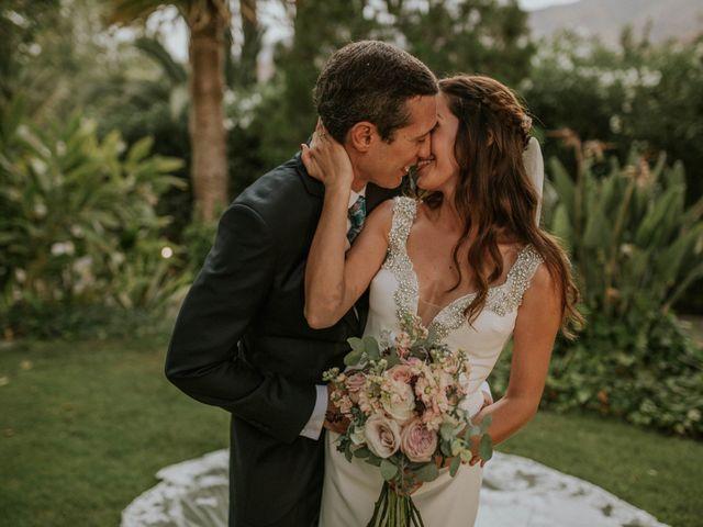La boda de Alejandro y Luisa en Málaga, Málaga 43