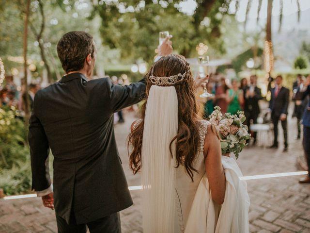 La boda de Alejandro y Luisa en Málaga, Málaga 46