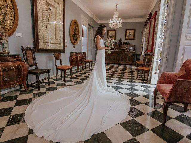 La boda de Alejandro y Luisa en Málaga, Málaga 60