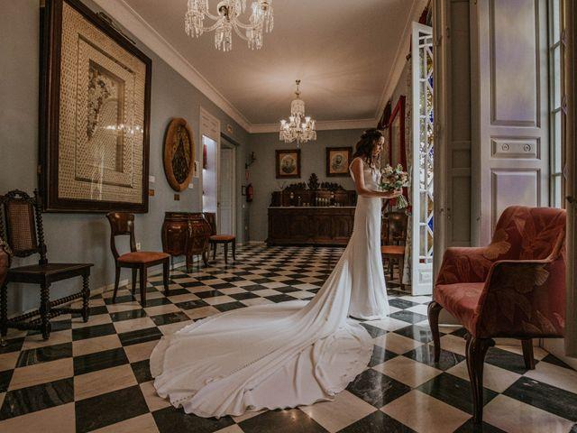 La boda de Alejandro y Luisa en Málaga, Málaga 61