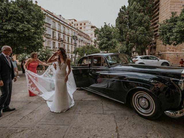 La boda de Alejandro y Luisa en Málaga, Málaga 65