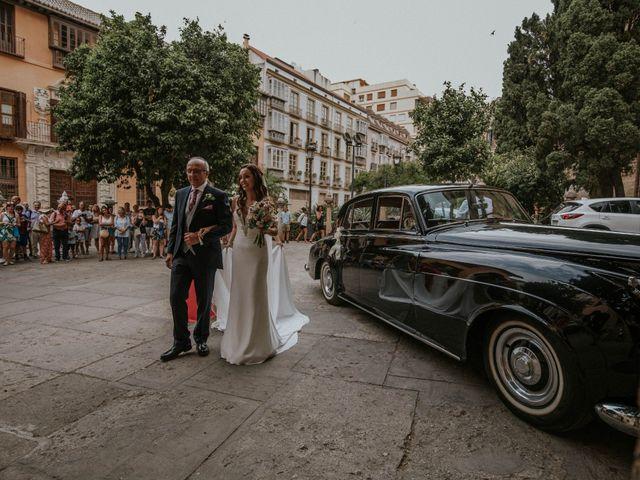 La boda de Alejandro y Luisa en Málaga, Málaga 66