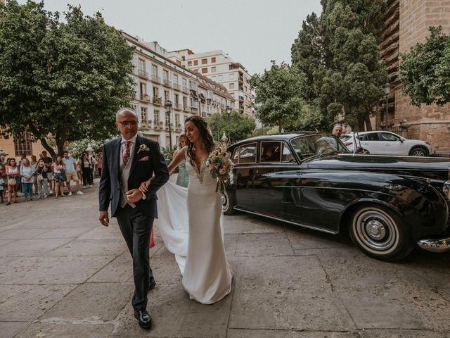 La boda de Alejandro y Luisa en Málaga, Málaga 67