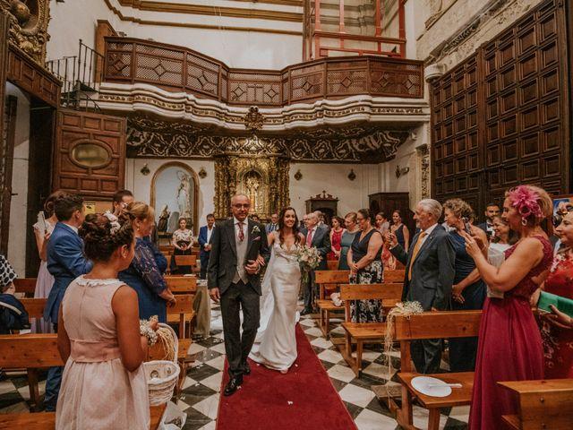 La boda de Alejandro y Luisa en Málaga, Málaga 68