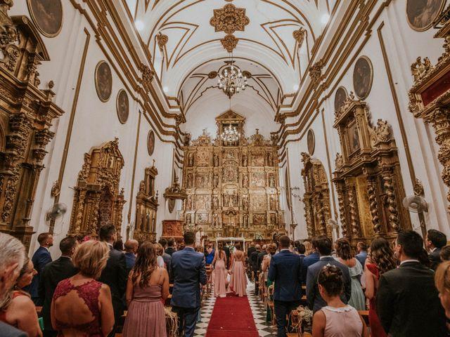 La boda de Alejandro y Luisa en Málaga, Málaga 70