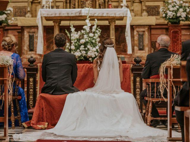 La boda de Alejandro y Luisa en Málaga, Málaga 72