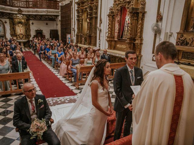La boda de Alejandro y Luisa en Málaga, Málaga 74