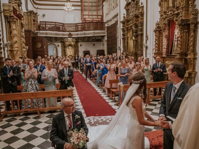 La boda de Alejandro y Luisa en Málaga, Málaga 75