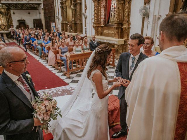 La boda de Alejandro y Luisa en Málaga, Málaga 76
