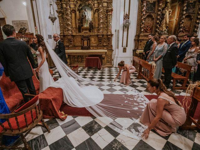 La boda de Alejandro y Luisa en Málaga, Málaga 78