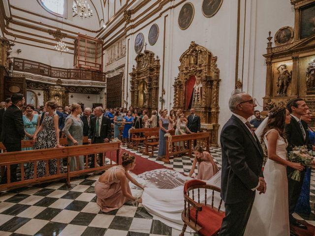 La boda de Alejandro y Luisa en Málaga, Málaga 79
