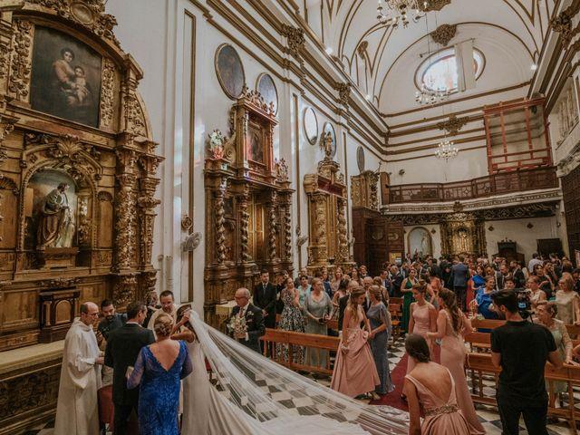 La boda de Alejandro y Luisa en Málaga, Málaga 80
