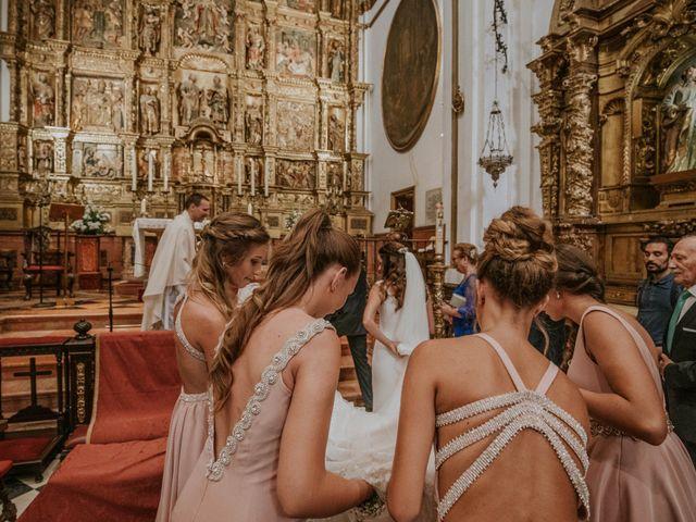 La boda de Alejandro y Luisa en Málaga, Málaga 81