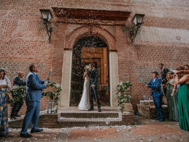 La boda de Alejandro y Luisa en Málaga, Málaga 84
