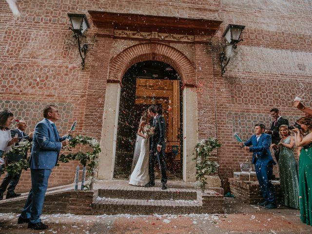 La boda de Alejandro y Luisa en Málaga, Málaga 85