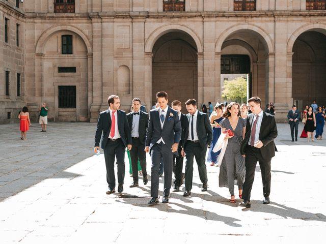 La boda de Priscila y Mario en Guadarrama, Madrid 52