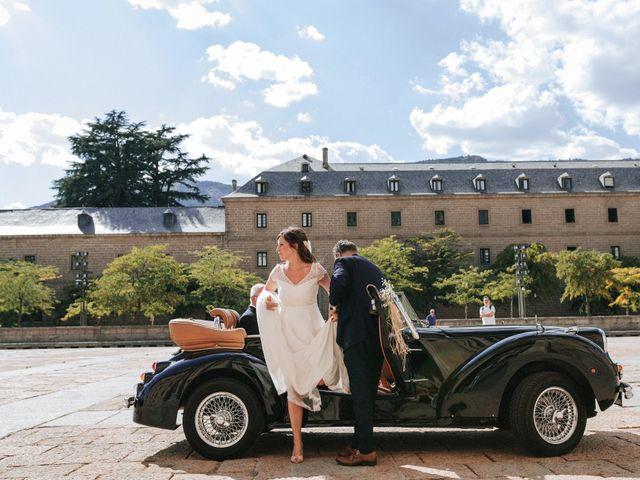 La boda de Priscila y Mario en Guadarrama, Madrid 56