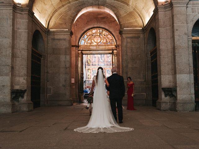 La boda de Priscila y Mario en Guadarrama, Madrid 61