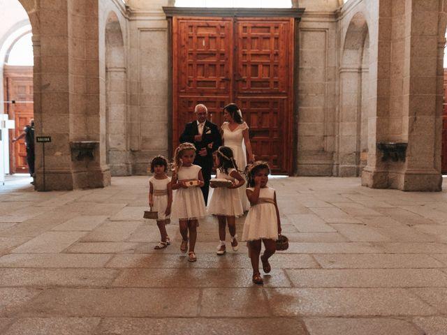 La boda de Priscila y Mario en Guadarrama, Madrid 62