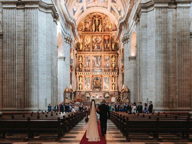 La boda de Priscila y Mario en Guadarrama, Madrid 63