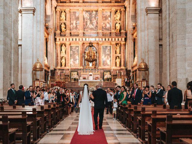 La boda de Priscila y Mario en Guadarrama, Madrid 64